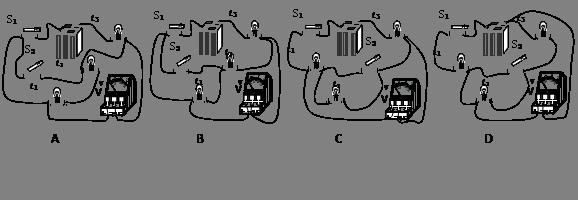 11 . 如图10所示是用伏安法测2.5V小灯泡正常发光时电阻的实验电路。 (1)请你在虚线框内画出该实验电路的电路图。  (2)小明按照要求连好电路后,闭合开关前,滑动变阻器的滑片应置于_______端(选填A或B),这样做的目的是为了保护电路。 (3)闭合开关,电压表指针如图11所示,为测出2.