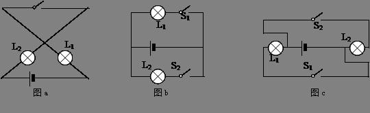 2012年苏教初中物理九年级上13.2电路连接的基本方式