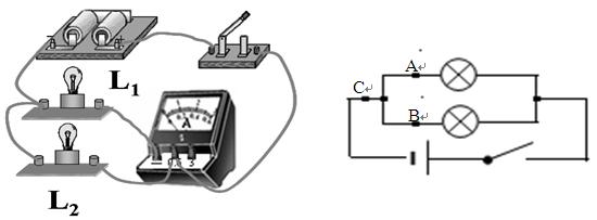 组卷网 初中物理综合库 电磁学 电流和电路 串,并联电路中电流的规律