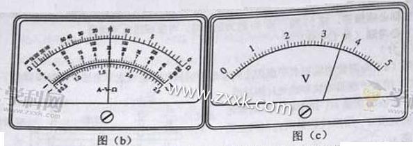 某学生实验小组利用图(a)所示电路,测量多用电表内电池的电动势和电阻