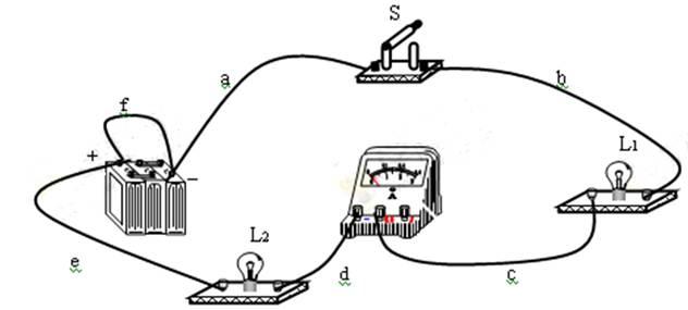 【初中物理苏科版九年级上册 第十三章 电路初探实验