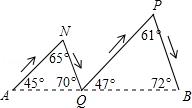 ��.d:g>K�_在连接a地与b地的线段上有四个不同的点d,g,k,q,下列四幅图中的实线