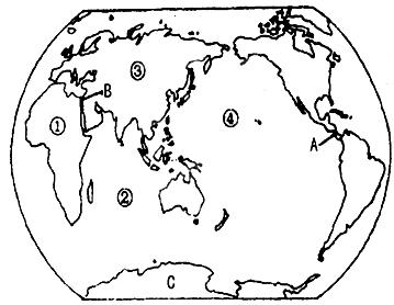 亚洲轮廓简笔画