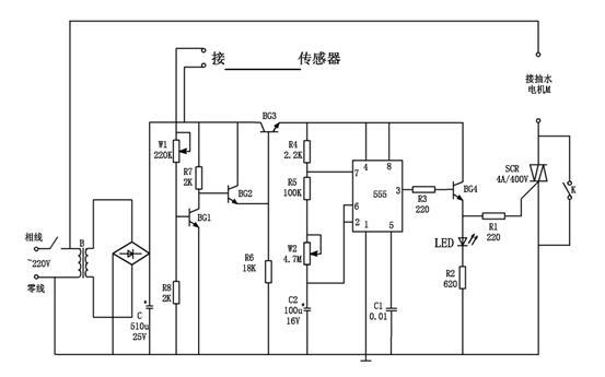 如图所示是某电视选秀节目用三人表决器的电路示意图.