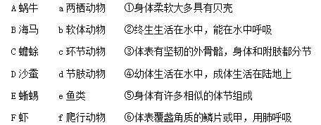 下面是河蚌内部结构示意图,请据图回答下列小题.