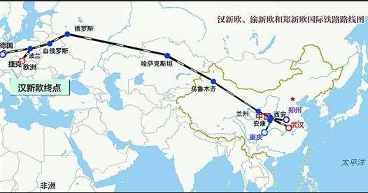 北疆线 b.陇海线 c.兰新线 d.
