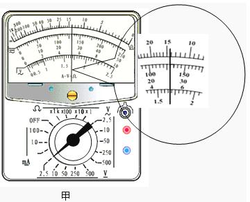 实验:电源电动势和内阻的测量