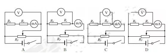 (1)在练习使用多用电表的实验中,小姚同学用多用电表的欧姆挡去测量220V、60W的白炽灯的灯丝电阻,在测量之前,需要把多用电表的红表笔和黑表笔(图1)连接到多用电表的+和接线孔,则下列操作正确的是_____(填字母);  A.应把红表笔的A端插入+孔,把黑表笔的A端插人孔 B.应把红表笔的B端插入+孔,把黑表笔的B端插人孔 C.应把红表笔的A端插入孔,把黑表笔的A端插入+孔 D.应把红表笔的B端插入孔,把黑表笔的B端插入+孔 (2)小姚同学正确连接了