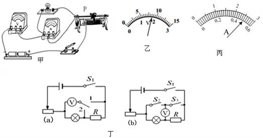 初中物理综合库 电磁学 电功和电功率 电功率 实验:伏安法测量小灯泡
